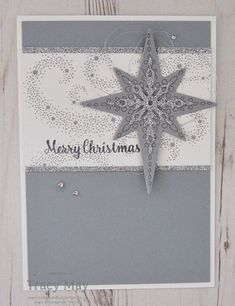 Star of Light by Stampin' Up! #CCMC423 Wow, it feels like an age since I last…