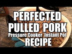Please enjoy my Pulled Pork Braised in the Instant Pot Pressure Cooker - Amazing Full Length HD Video Visit Official Blog for Recipes/Pictures - https://grea...