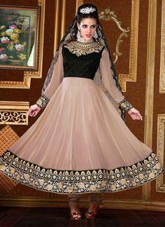 #Designer Indian #Anarkali Suit