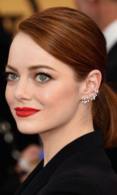 As 10 maquiagens mais bonitas do SAG Awards
