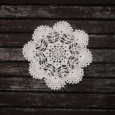 Excited to share the latest addition to my #etsy shop: A little LOST IN WEB Crochet Napkin Small http://etsy.me/2Er9VMj #housewares #homedecor #white #crochet #napkin #knit #handmade #interior #cute #forsale #home
