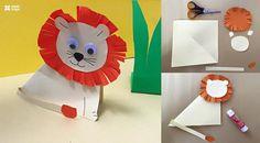 Хартиено лъвче