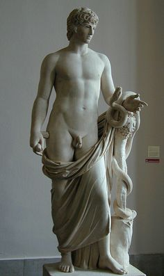 Berlin - Pergamon - Antinoos |