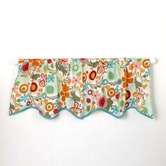 Cotton Tale Designs Lzvn Lizzie Nursery Valance Curtains Kitchen Window Valances