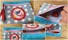 ...how to sew a little bag ;o)