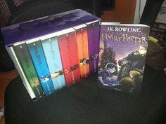 Betty's Welt: Harry Potter Box