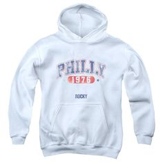 Rocky - Philly 1976 Youth Hoodie