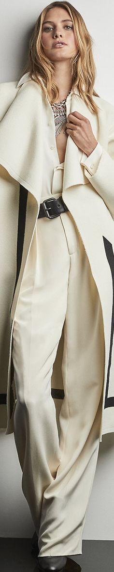 Ralph Lauren Sherman Wool-Cashmere Coat