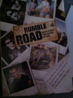 Rumble Road Wwe Books, Author, Writers