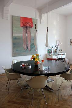by AnneLiWest Berlin  An Artist's Home
