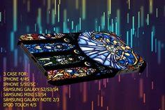 sailor moon 3D case iPhone 5/5S/5C,4/4S,Samsung Galaxy S5/S4/S3