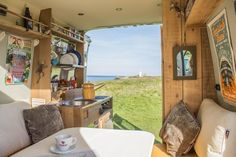 Gwithian is a cosy, comfy home from home, with room for two to sleep, three to travel and at least six to sit around the...