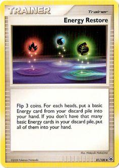 Energia Palauta hinnat | Pokemon Card hinnat