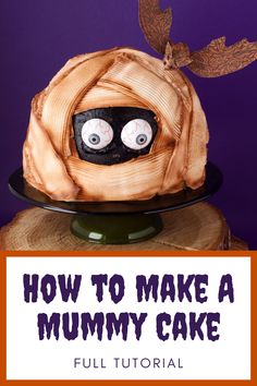 Do you need Halloween treat ideas? This Halloween dessert is perfect for a Halloween party treat. Kids and adults alike will love this Spooky Halloween Mummy Cake! Whether you are going to a Halloween party or just baking for Halloween at home, this Spooky Mummy Cake is the perfect Halloween dessert! #thebearfootbaker #halloween #halloweendesserts #halloweenfood #halloweenpartyfood #halloweenbaking #halloweentreatideas Halloween Party Treats, Halloween Baking, Halloween Goodies, Halloween Desserts, Spooky Halloween, Box Cake Mix, Just Bake, Cake Videos, Kids