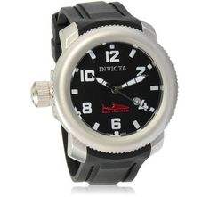 6/5/2012  $49.99 Invicta Sea Hunter Collection Swiss Made Stainless Steel Case Black Rubber Strap 100M Men's Watch