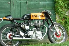 Royal Enfield.  #caferacer #motorcycle