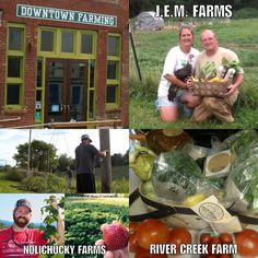 Four brews, four farms, four locations: It's a Farm to Firkin Crawl folks! The tour begins Wednesday at 6pm in our tap room and Head Brewer, Eric Latham, will guide you from place to place to try Downtown Basil Brown, JEM Bacon Stout,  Nolichucky Lemon Thyme Pale Ale, and River Creek Creesy Greens Blonde. The farms will be there to chat about their products and how you can get in on the CSA action. Event is $20 per person and gets you a 16oz pint of each Farm Brew. Space is limited to 30…