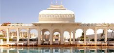 The Lake Palace – Udaipur (Rajasthan)