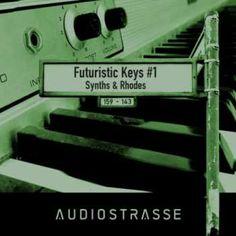 Futuristic Keys 1 Synths and Rhodes WAV MiDi magesy.pro