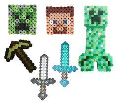 minecraft hama geek craft