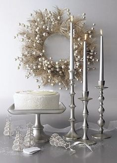 Chic Home Design and Decor: Chic Christmas Decorating