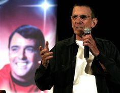 """Star Trek"" fans mourned on Friday as news broke that Leonard Nimoy, the man who inspired a generation of Trekkies,  died at age 83. He..."
