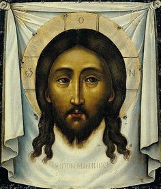 Image of the Saviour Not Made by Hand: a traditional Orthodox iconography in the interpretation of Simon Ushakov (1658).: