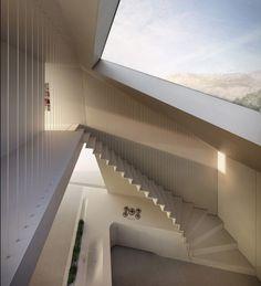 future, villa f, ornung and jacobi architecture, future design, futuristic construction, futuristic buildings, futuristic interior, future homes, future buildings, futuristic