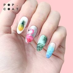 Best Summer Nail Art - Nail Designs For Summer