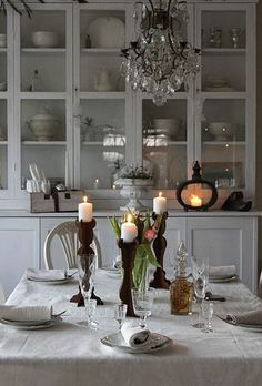 French dining...
