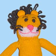 Hello I'am Ricardinho the lion! We are Pibes! We are soft, colorful and unique!    http://www.pibes.it