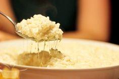 arroz à piamontese fácil