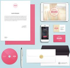 26 FREE Photoshop Templates: Books; Branding; Business cards; Resume; Embossed logo. etc.