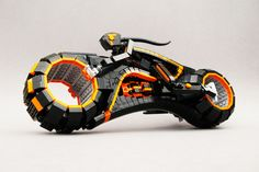 Light Cycle — BrickNerd - Your place for all things LEGO and the LEGO fan community