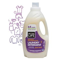 safe products, safe laundry detergent, clean products, green products, laundry, lavender