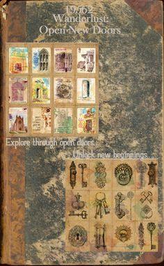 19562 Open New Doors - 7gypsies