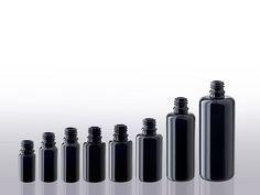 Violiv™ 15 ml Violet Glass Container Storage