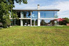 Wohnhaus im Süden von München - Referenzen - Brandl Eitensheim