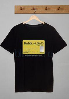 bank of dad awesome unisex tshirt tanktop adult //Price: $10 & FREE Shipping //     #custom shirts