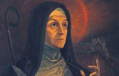 Las profecías de Hildegarda von Bingen, la santa que predijo la llegada del anticristo y el fin de EE.UU. | Fenómenos Paranormales
