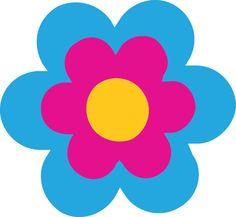 Flower Clipart Flora clip art flowers digital by CandyBeeDesigns