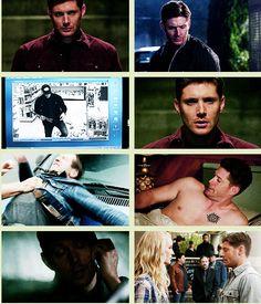 [GIFSET] Demon!Dean in action, season 10// Please follow my ~~~Demon!Dean~~~ board to make sure you get all my Demon!Dean pins :D  http://www.pinterest.com/Whizzy1010/~~~demondean~~~/