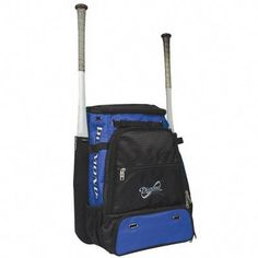 d09fbad65634 The all new Reign bat pack bag from Diamond features four bat capacity