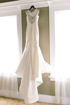 Wedding dress idea; photo: Michelle Lange