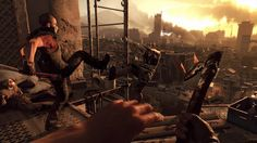 Awesome Dying Light - Zombie Parkour Trailer (PS4/Xbox One)