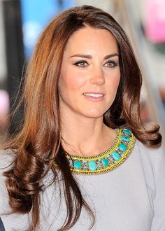 """Kate Middelton. Catherine, Duchess of Cambridge. """"A Diamond is born only after the Coal withstands tremendous pressure, and endures enormous heat for thousands of years. Creation and Cultivation of the Beauty doesn't happen by chance. Endurance is truly the key to Success."""" - Deodatta V. Shenai-Khatkhate"""
