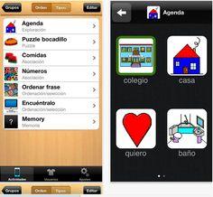 Picaa: Plataforma de Aprendizaje Móvil. Picaa: aplicación diseñada para la creación de actividades didácticas adaptadas para alumnos con necesidades educativas especiales.