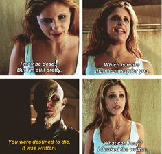 23 Of Buffy Summers' Most Iconic Lines