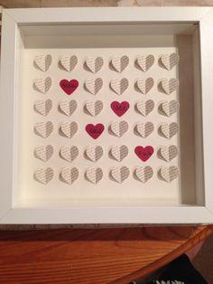 Cute Homemade Wedding Gift Ideas : Homemade Wedding Gifts on Pinterest Homemade Wedding Cards, Handmade ...