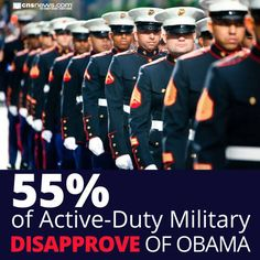 Does President Obama deserve this low approval rating for military personnel? Leave a comment...  Read More: http://goo.gl/veZ1Uw